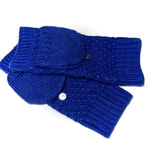Under Armour Fingerless Gloves with Mitten Cover